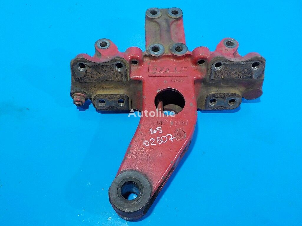 Kronshteyn ressory levyy DAF fasteners for truck