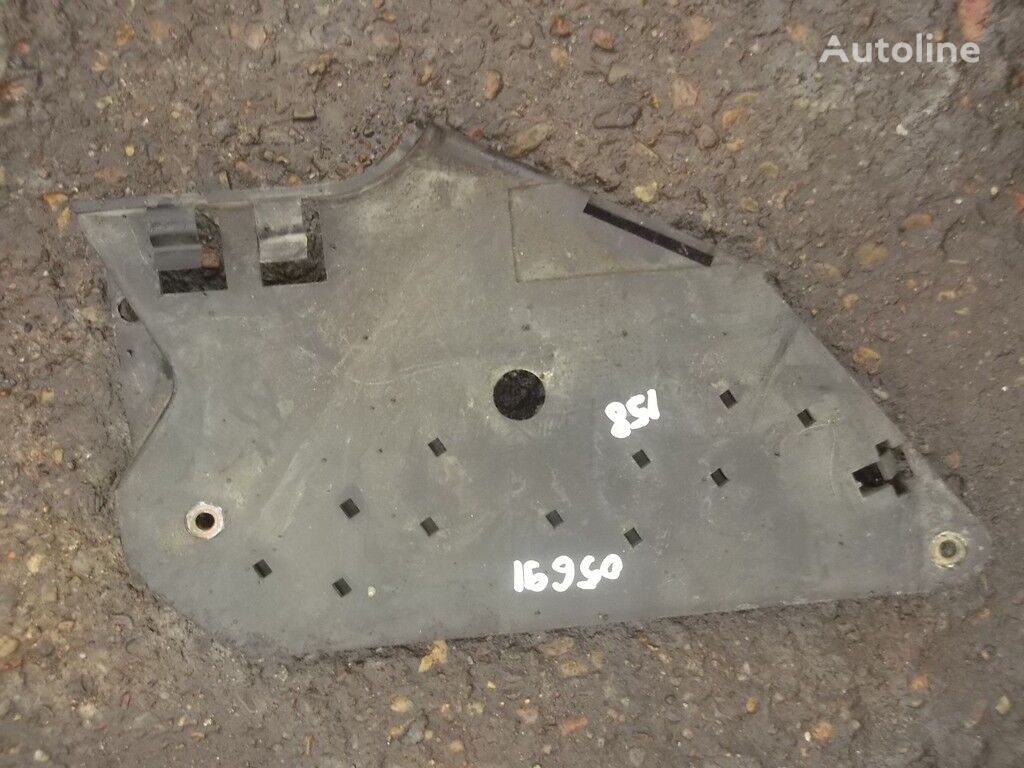 Plastina (kreplenie provodki) Renault fasteners for truck