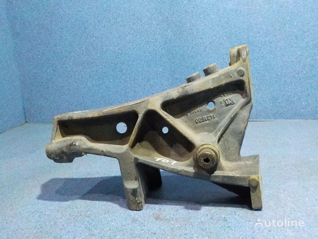 Kronshteyn buksirovochnyy fasteners for truck