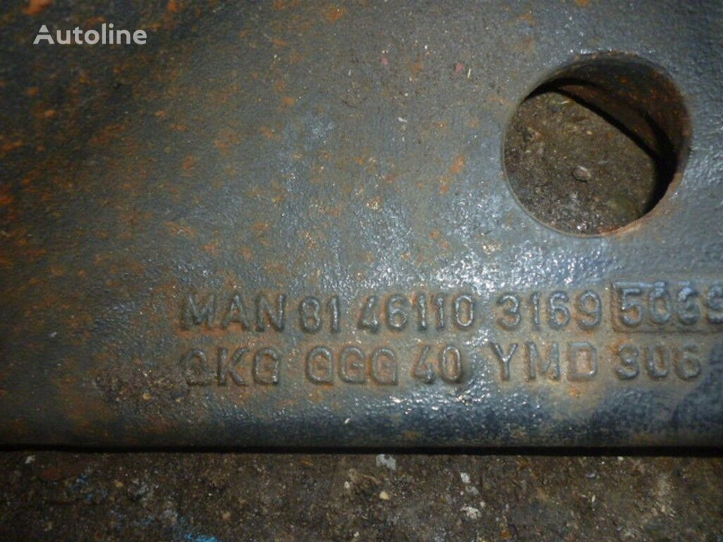 Kronshteyn GURa Volvo fasteners for truck