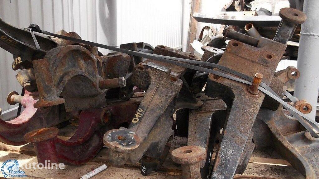 Kronshteyn pnevmobalonov fasteners for truck