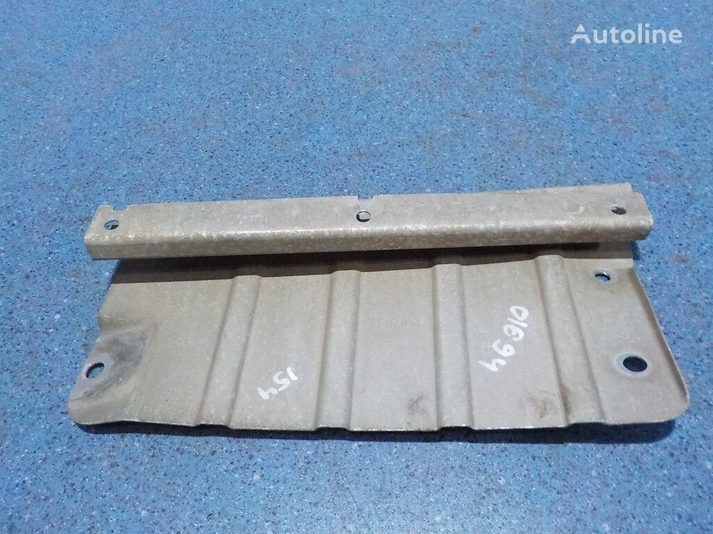 Teplozashchitnyy kozhuh Scania fasteners for truck