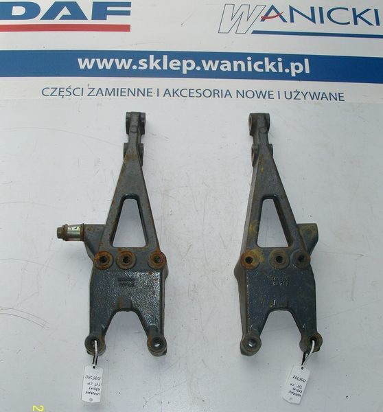 WSPORNIK KABINY TYLNY LEWY fasteners for DAF  CF 85 tractor unit