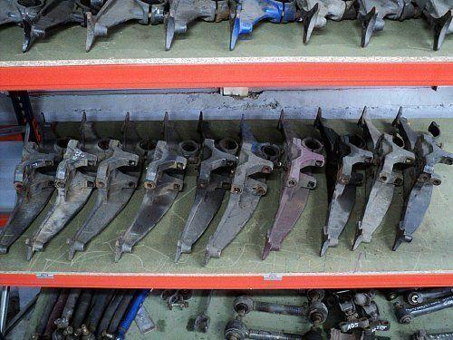 DAF MOCOWANIE PODUSZEK ZAWIESZENIA fasteners for DAF XF 95 / XF 105 tractor unit