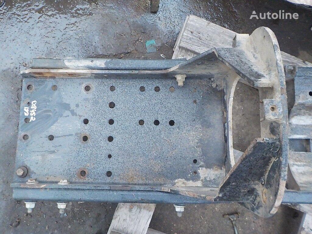 Kronshteyn vyhlopnoy sistemy fasteners for IVECO truck