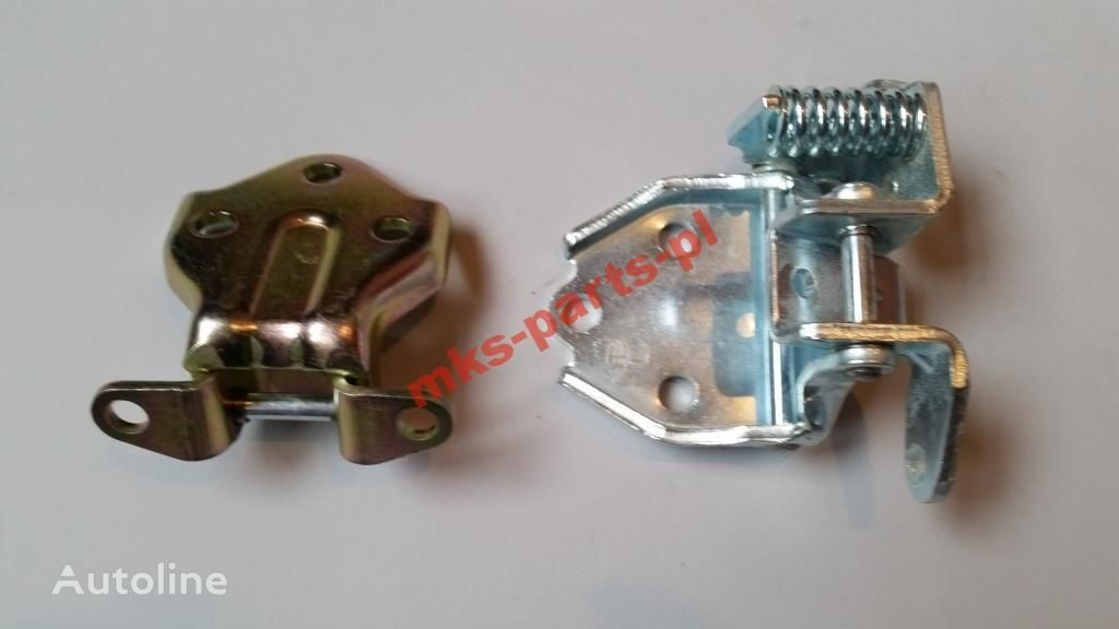 new DOOR HINGES (KIT) - fasteners for MITSUBISHI CANTER - ZAWIAS - KOMPLET truck