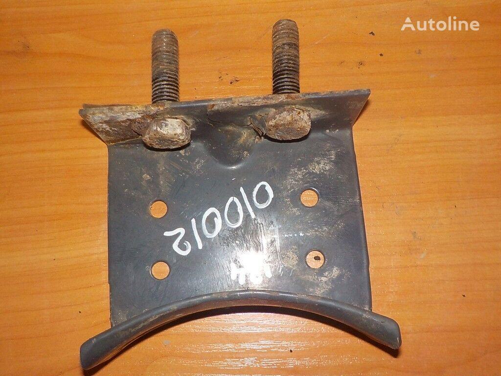 Kronshteyn ressivera fasteners for VOLVO truck