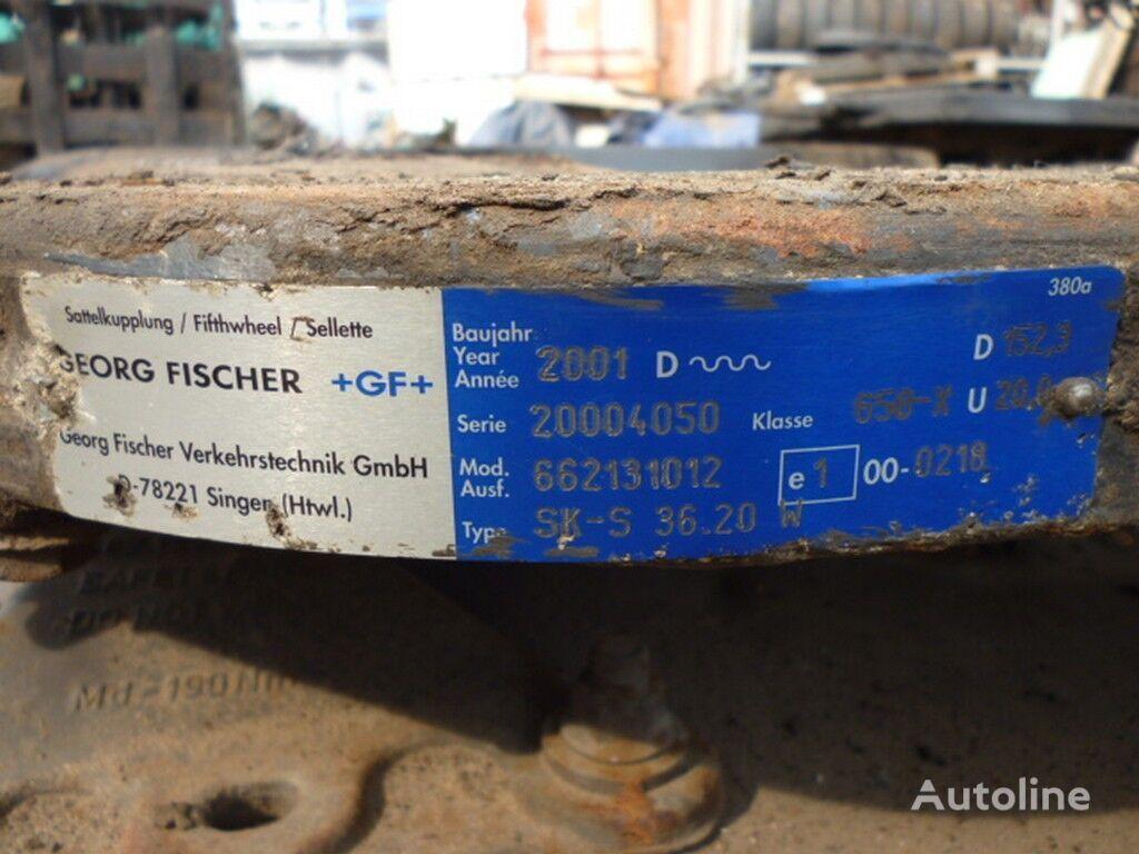 V=153 D=885 Sh=405 fifth wheel for truck