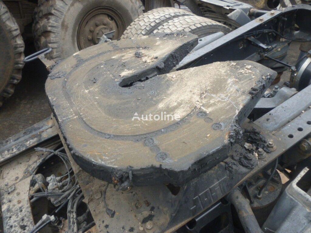 V=240 D=880 Sh=405 fifth wheel for truck