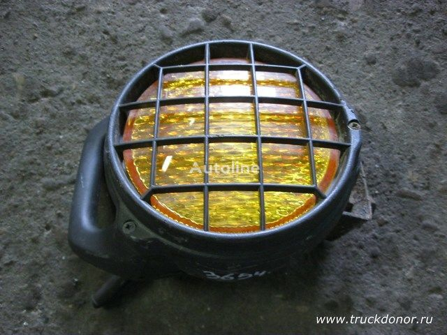 Fonar DAF (oranzhevyy) flashlight for DAF truck