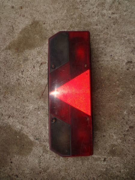 flashlight for KÖGEL semi-trailer