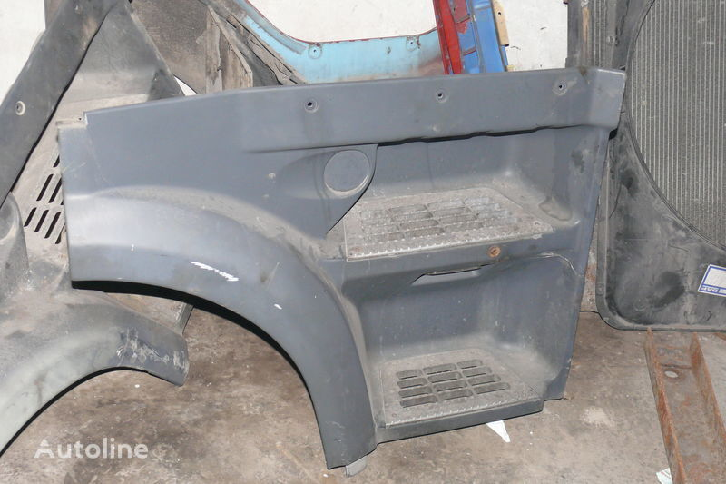 footboard for DAF tractor unit