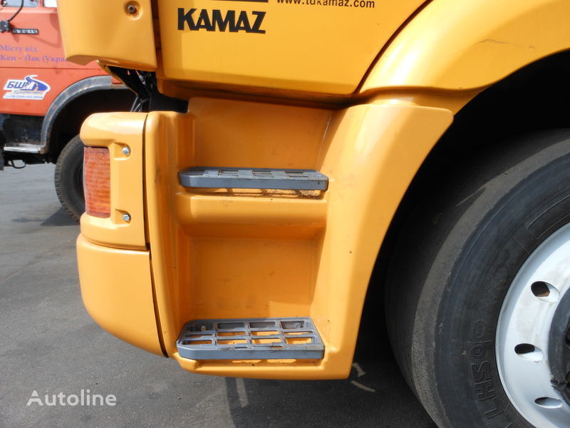 new footboard for KAMAZ 65115 truck