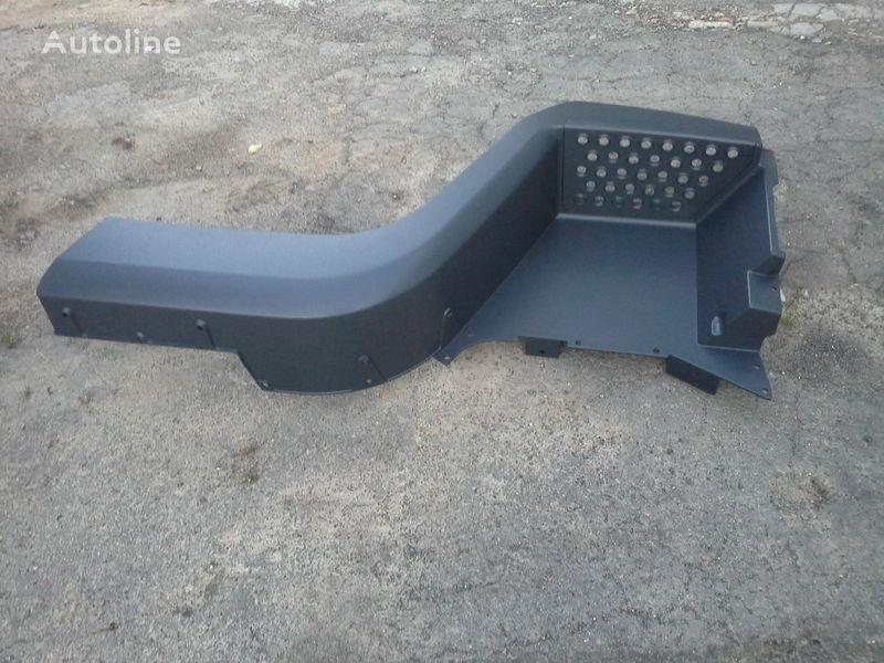 Krilo footboard for MAN truck