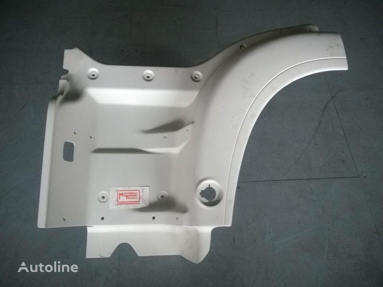 new Instapbak front fascia for MAN Instapbak TGA truck