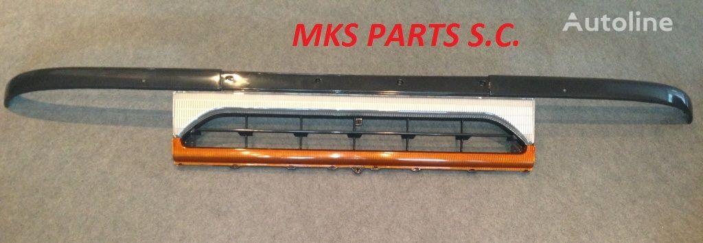 new - FRONT PANEL/DUMMY GRILL - front fascia for MITSUBISHI CANTER GRILL - ATRAPA PRZEDNIA truck