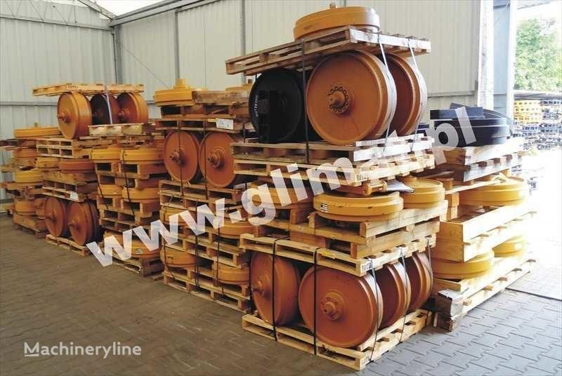 new front idler for / HANOMAG D600 / construction equipment