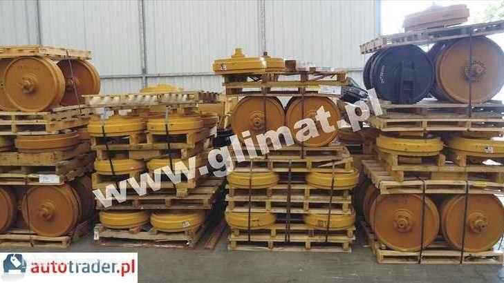 new front idler for ITR ATLAS 1304 2016r ITR construction equipment