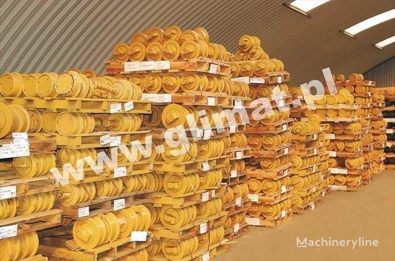 new front idler for JCB ROLKA jezdna / rolka dolna / JCB JS200 ; CASE 9020 , 9030 ROLKA excavator