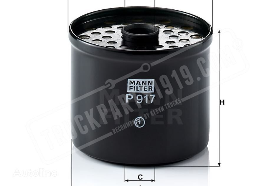 new HENGST FILTER Fuel filter fuel filter for RENAULT truck