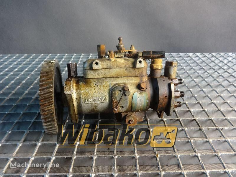 Injection pump Lucas DPA fuel pump for DPA (3369F210T) excavator