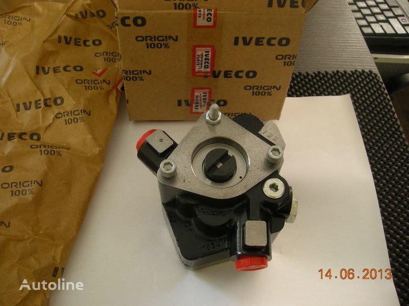 new IVECO 500396487 504140125 fuel pump for IVECO tractor unit