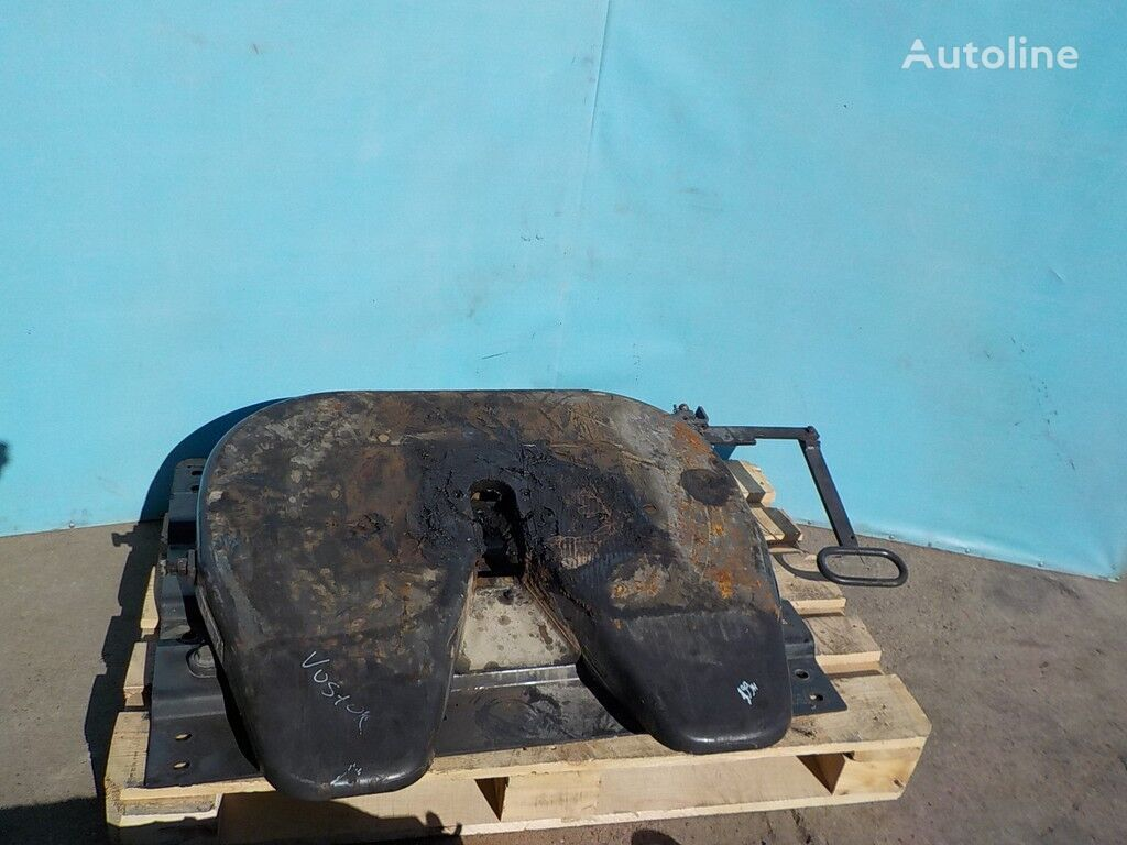 alyuminievyy (IVECO) fuel tank for truck