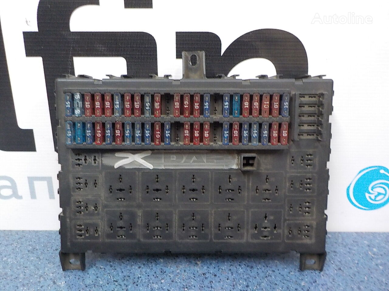 fuse block for DAF truck