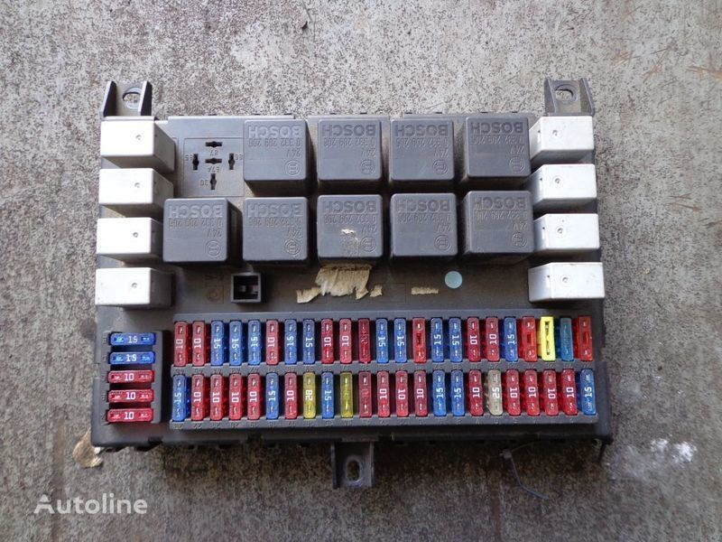 fuse block for DAF CF tractor unit