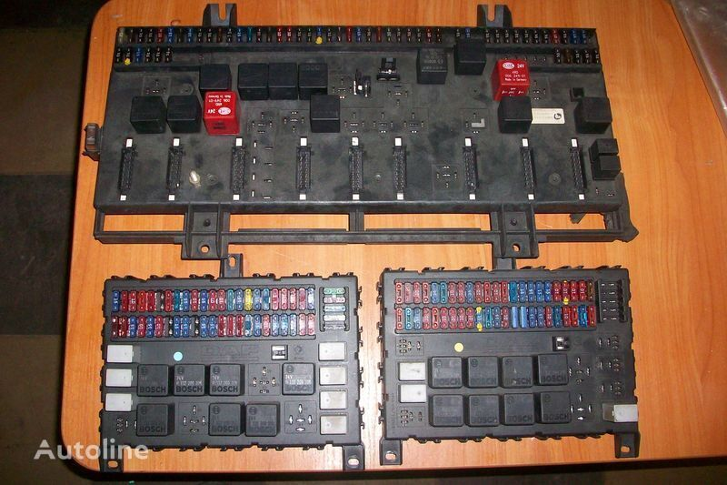 fuse block for DAF XF,CF tractor unit