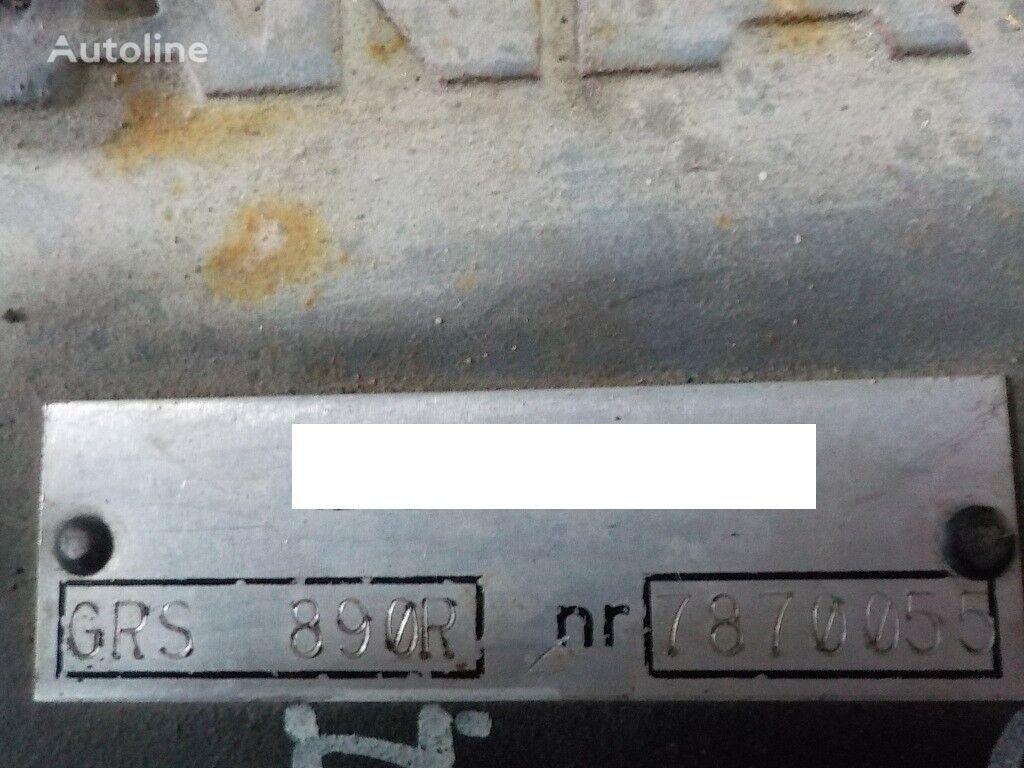GRS890R s retardoy EG604 gearbox for truck
