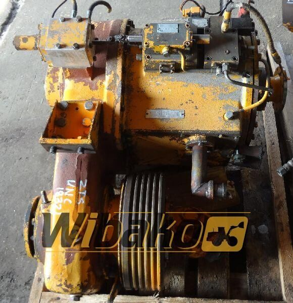 Gearbox/Transmission ZVL 4PR gearbox for 4PR excavator