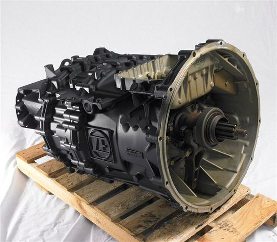 ZF AS Tronic gearbox for All models truck