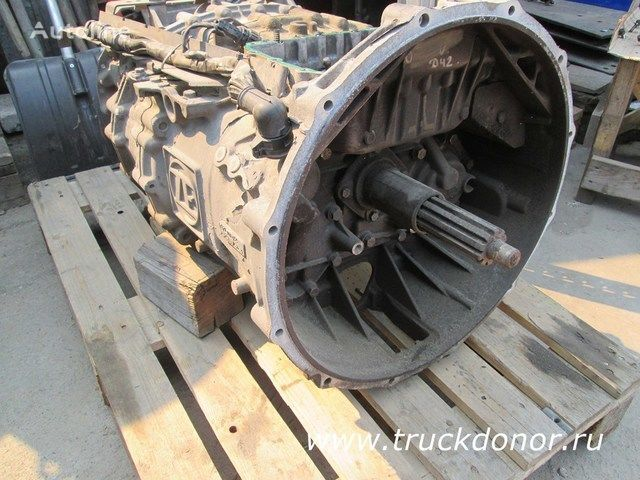 ZF 12AS2330 bez bloka upravleniya gearbox for DAF truck