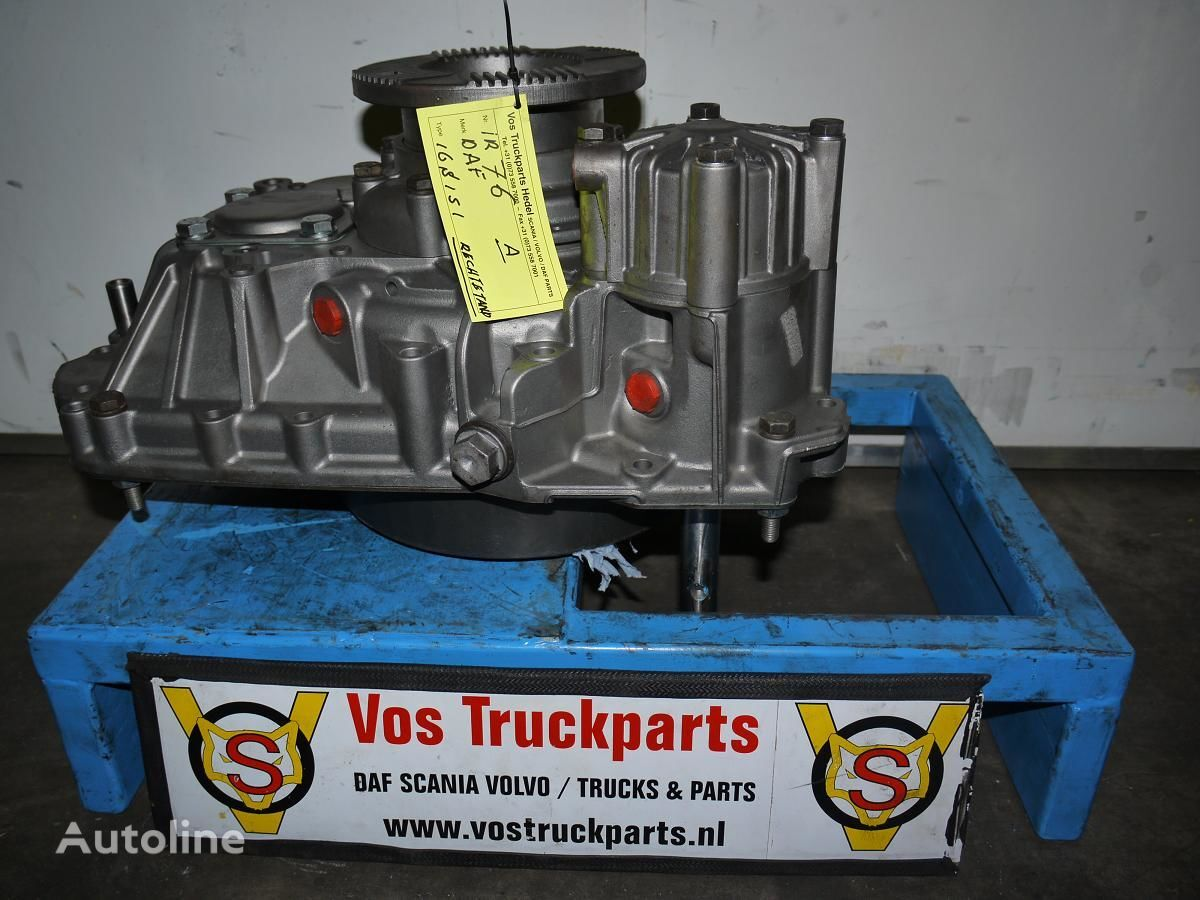 gearbox for DAF PLAN. DEEL 16S151 truck