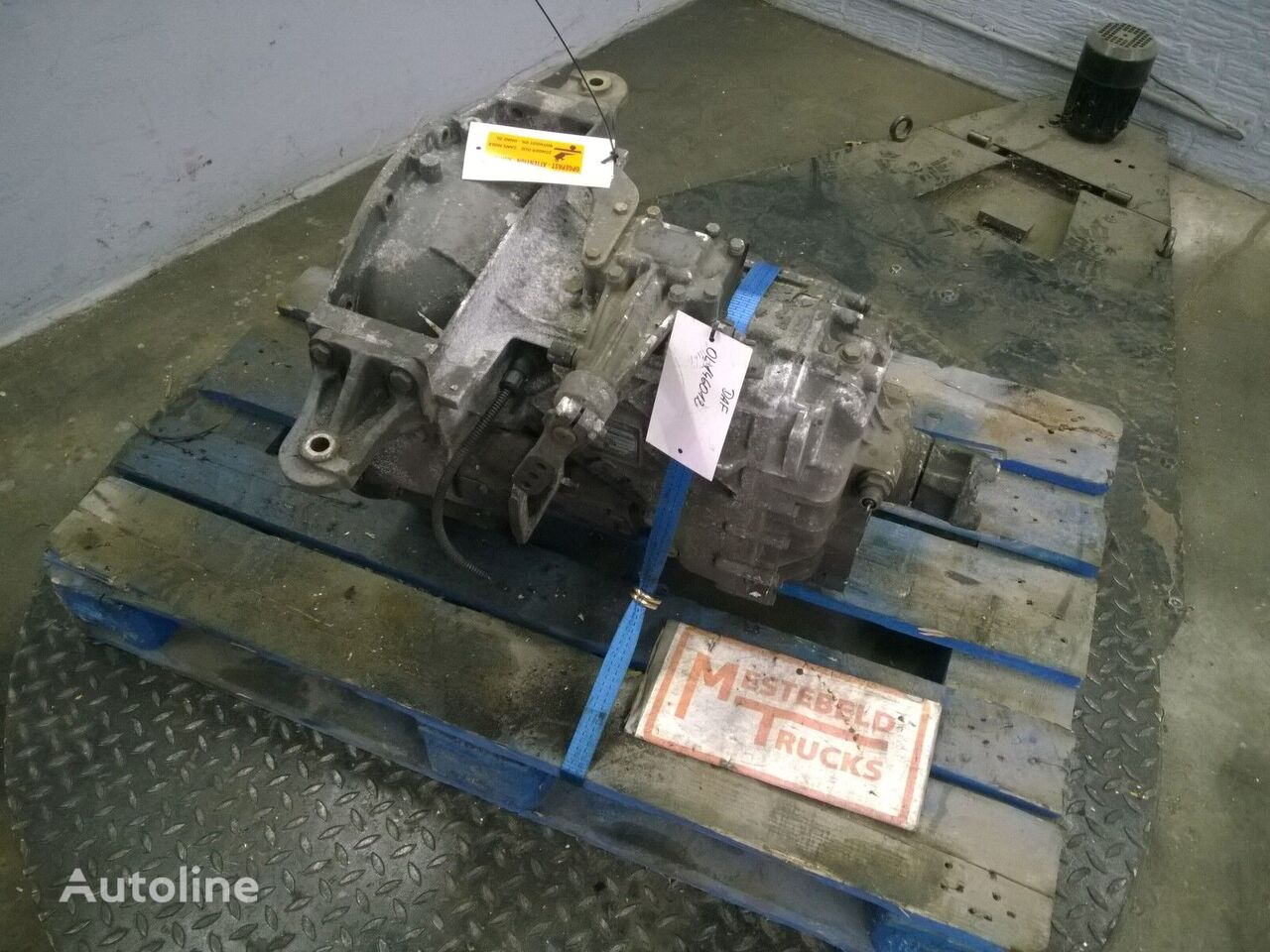 gearbox for DAF Versn bak S5-42 OD truck