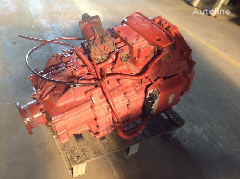 ZF AStronic 12 AS 1800 gearbox for IVECO Eurostar tractor unit