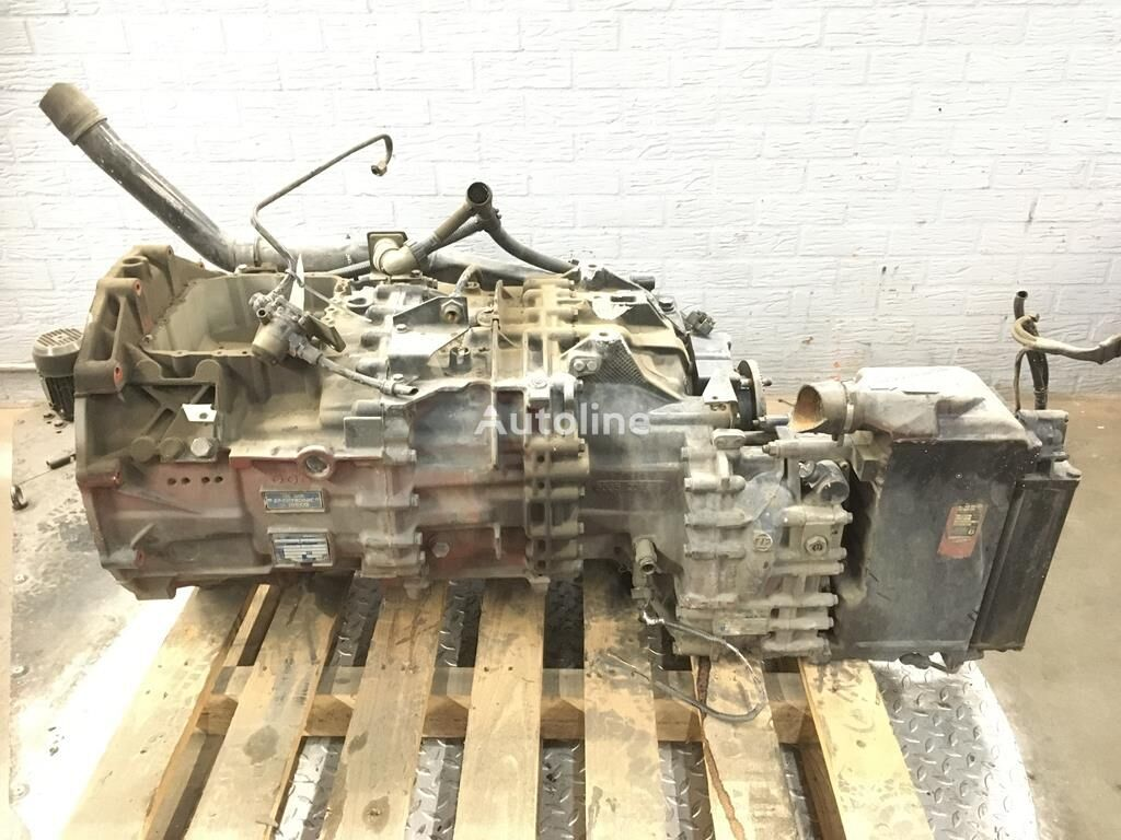 16 AS 2200 IT gearbox for IVECO Versn bak 16 AS 2200 IT truck