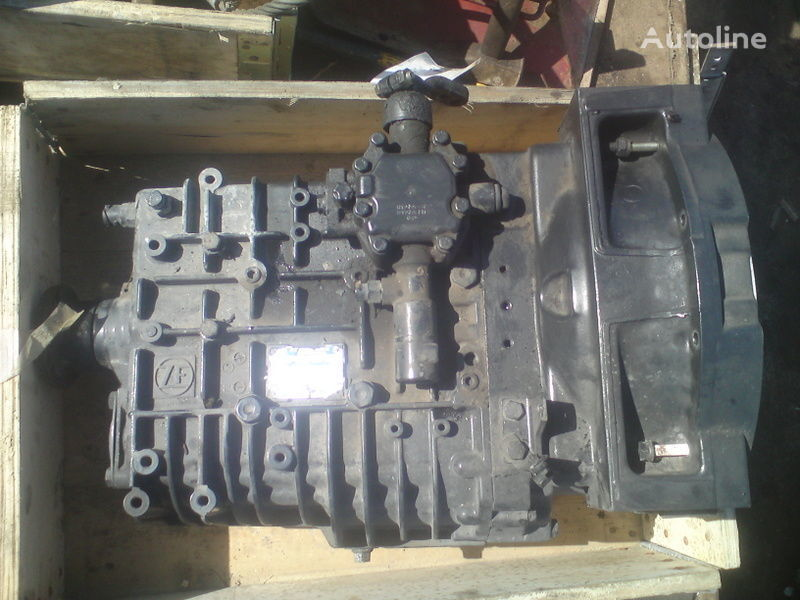 ZF 6 S 850 gearbox for MAN truck