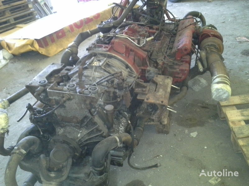 ZF 5HP590 gearbox for MAN bus