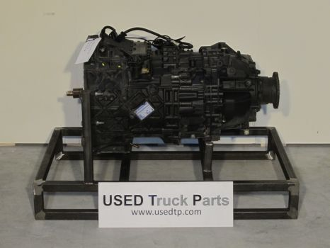 12AS2130TDM12 gearbox for MAN tractor unit