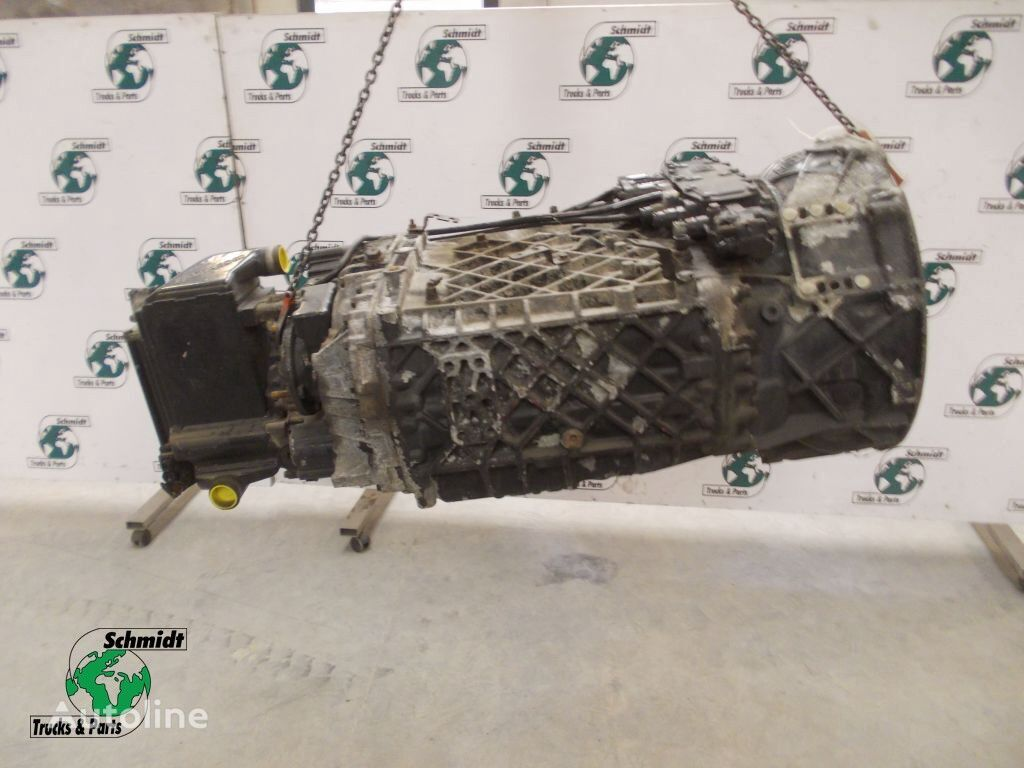 16 S 181 DD + INT gearbox for MAN truck