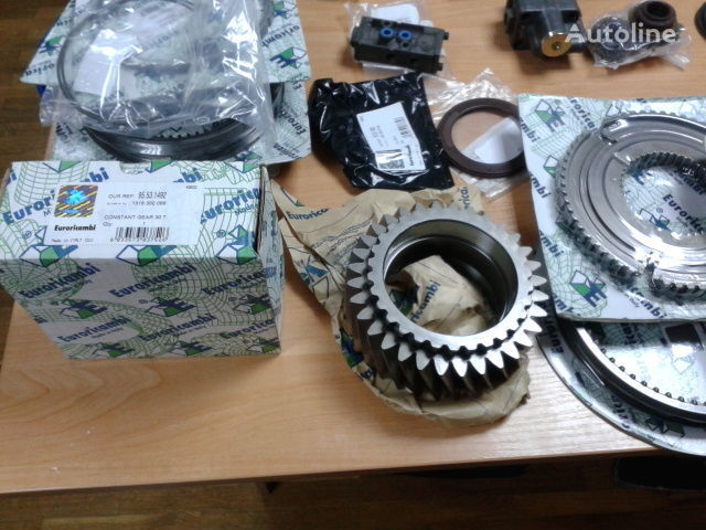 new ZF 16S181 16S221 Shesternya KPP 1316302066 1316303065  1316303005 gearbox for MAN F2000 TGA  tractor unit