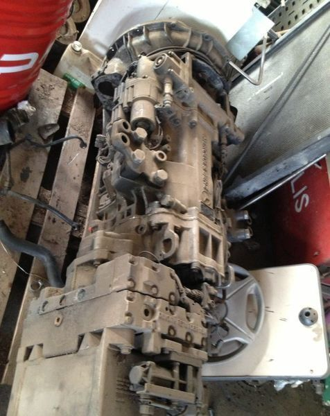 Mercedes Actros 2001g 240-16 gearbox for MERCEDES-BENZ Actros tractor unit