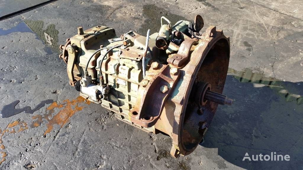 gearbox for MERCEDES-BENZ G3-90 GP truck