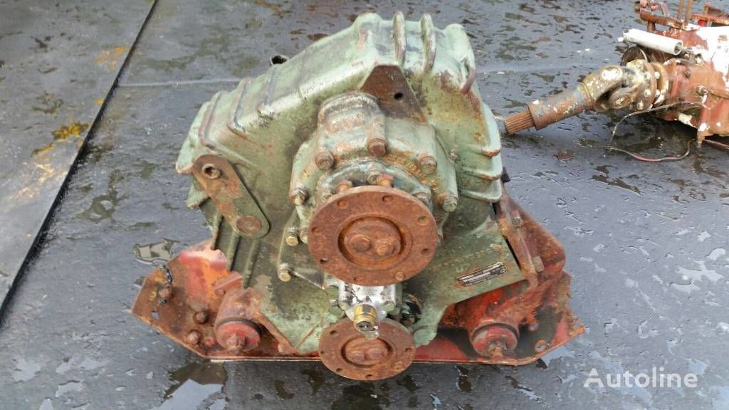 gearbox for MERCEDES-BENZ VG8503/WI truck
