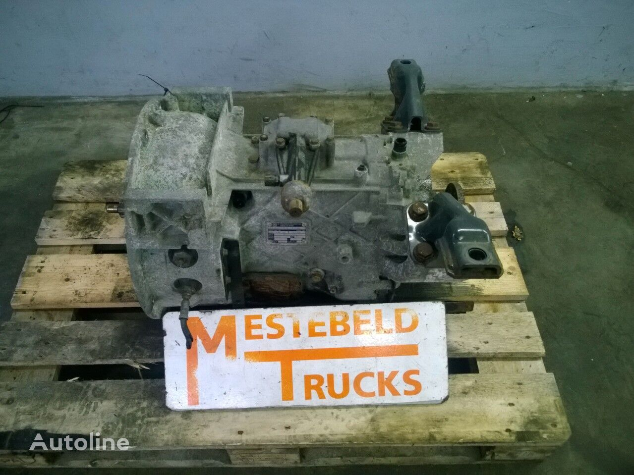 Mercedes-Benz S5-42 gearbox for MERCEDES-BENZ Versn bak S5-42 tractor unit