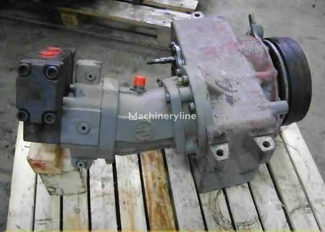 Transmission gearbox for O&K City excavator