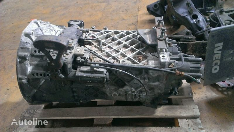 ZF 16s221 gearbox for RENAULT tractor unit