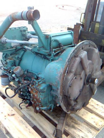GAV 770R 667S gearbox for SCANIA bus